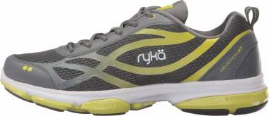 Ryka Devotion XT Grey/Lime/White Women