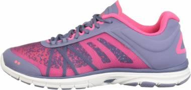 Ryka Dynamic 2.5 - Grey/Pink (E6543M3402)