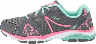 Ryka Vida RZX Iron Grey/Hyper Pink/Yucca Mint Women