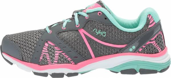Ryka Vida RZX - Iron Grey Hyper Pink Yucca Mint