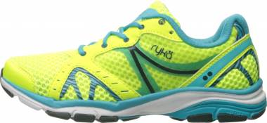 Ryka Vida RZX Lime/Blue/Teal Women