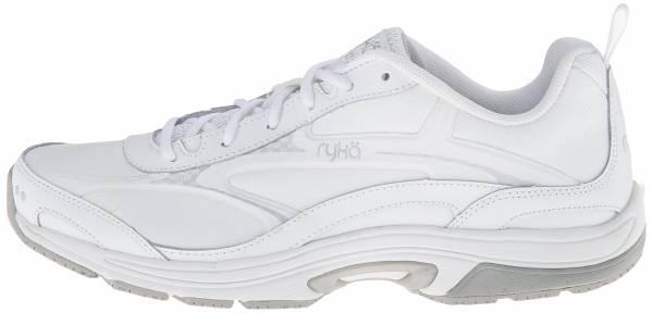 Ryka Intent XT 2 - White Chrome Silver