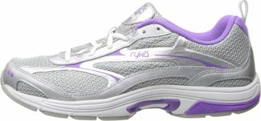 Ryka Intent XT 2 Chrome Silver/Deep Lilac Women