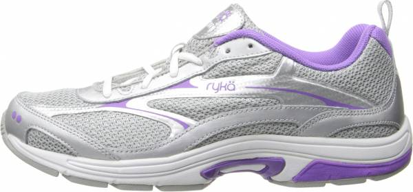 Ryka Intent XT 2 Chrome Silver/Deep Lilac
