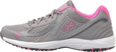Ryka Dash 3 - Grey/Pink (E6979L1NVP)