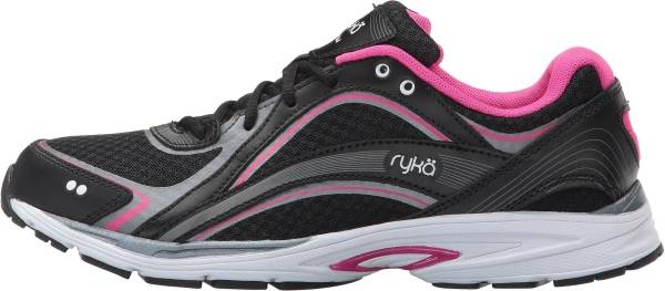 Ryka Sky Walk - Black/Pink (C7997M5BVP)