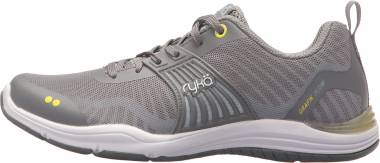 Ryka Grafik Flow Frost Grey/Bright Chartreuse/Soft Blue Women