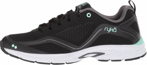 Ryka Sky Bolt - Black Grey Mint