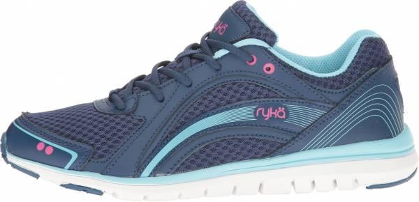 Ryka Aries - Jet Ink Blue/Zuma Pink/Petit Four (D9565M2403)