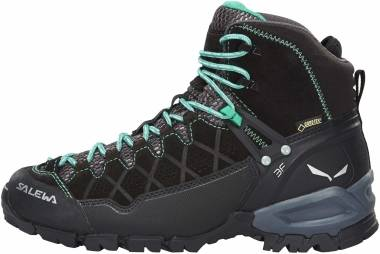 Salewa Alp Trainer Mid GTX - Black