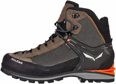 Salewa Crow GTX - Wallnut Fluo Orange (613287512)