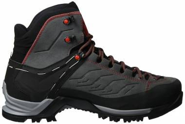 Salewa Mountain Trainer Mid GTX - Charcoal Papavero (634584720)