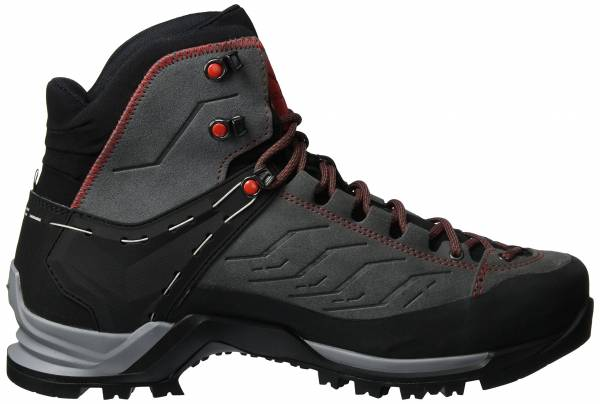 Salewa Mountain Trainer Mid GTX - Charcoal Papavero