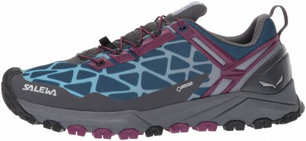 Salewa Multi Track GTX - Magenta Purple/Dark Denim (644136125)