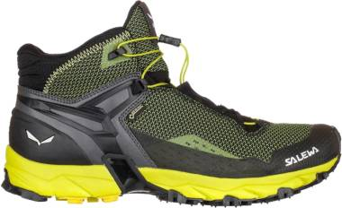 Salewa Ultra Flex Mid GTX - Black Out Chamomile 0975