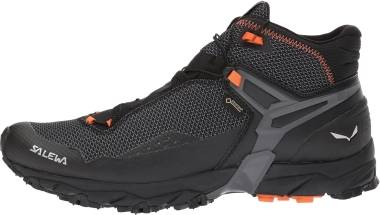 Salewa Ultra Flex Mid GTX - Black Holland (644160926)