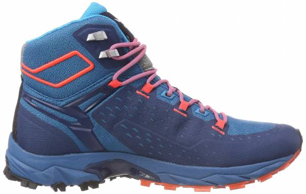 Salewa Alpenrose Ultra Mid GTX - Blue Blue Sapphire Fluo Coral 8363 (644178363)