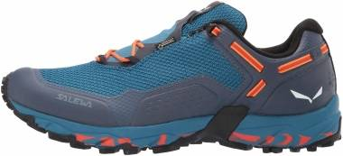 Salewa Speed Beat GTX Premium Navy / Spicy Orange Men