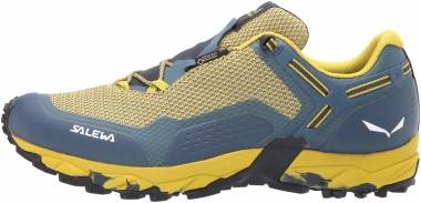 Salewa Speed Beat GTX - Night Black / Kamille