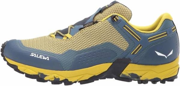 Salewa Speed Beat GTX Night Black / Kamille