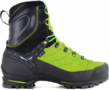 Salewa Vultur Evo GTX - Black/Cactus
