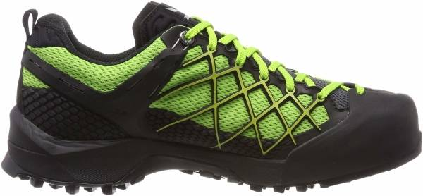 Salewa Wildfire GTX - Black Out/Fluo Yellow