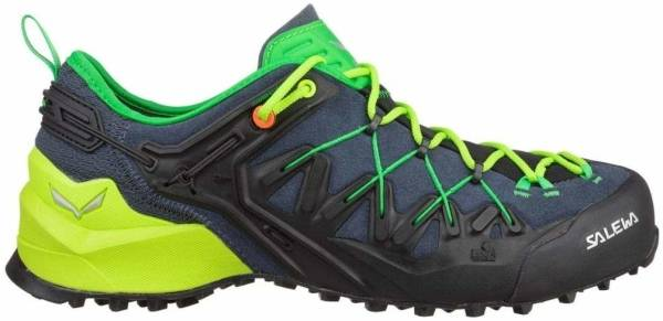 Salewa Wildfire Edge - Ombre Blue Fluo Yellow