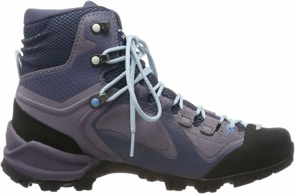 Salewa Alpenviolet Mid GTX - Grey Grisaille Ethernal Blue 455
