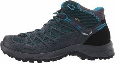 Salewa Wild Hiker Mid GTX - FRENCH BLUE BLACK (61341340)