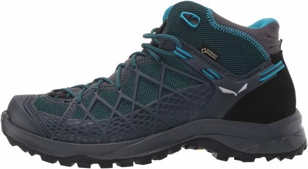 Salewa Wild Hiker Mid GTX - FRENCH BLUE BLACK (61341340)