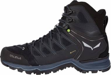 Salewa Mountain Trainer Lite Mid GTX - Black/Black (61359971)