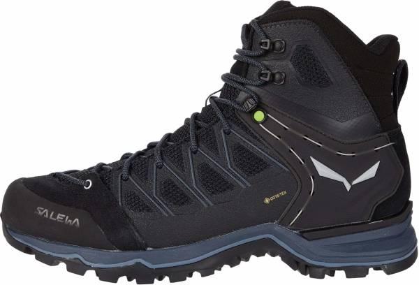 Salewa Mountain Trainer Lite Mid GTX - Black/Black (61359971)