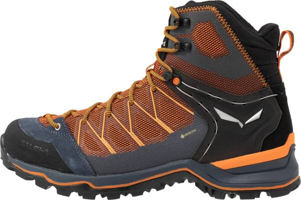 Salewa Mountain Trainer Lite Mid GTX - Black Out Carrot (61359927)