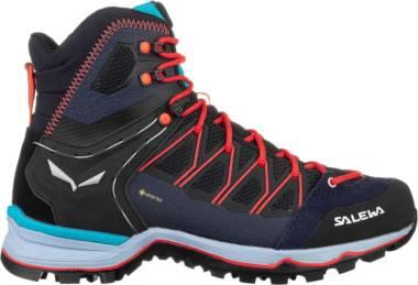 Salewa Mountain Trainer Lite Mid GTX - Premium Navy Blue Fog (613603989)