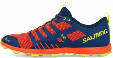 Salming Off Trail Competition - Poseidon Blue Safety Yellow (2880530808)