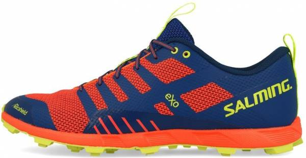 Salming Off Trail Competition Orange