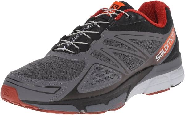 Details about Salomon X Scream 3D Womens Trail Running Shoes Purple Offroad Trainers