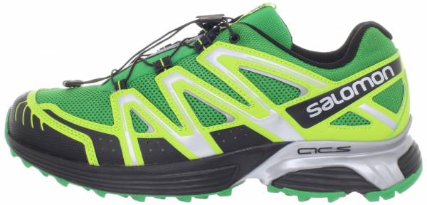 Salomon XT Hornet Green