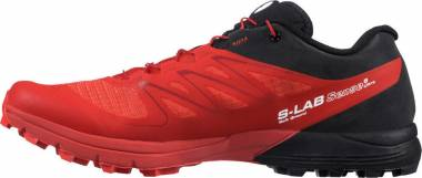 Salomon S-Lab Sense Ultra 5 SG Red Men