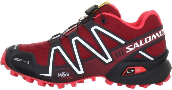 salomon speedcross 3 cs black yellow edition