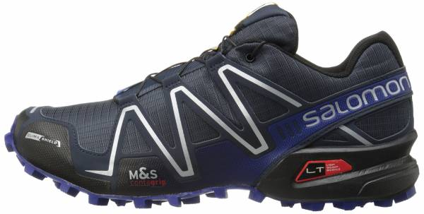 salomon speedcross 3 bright blue grey
