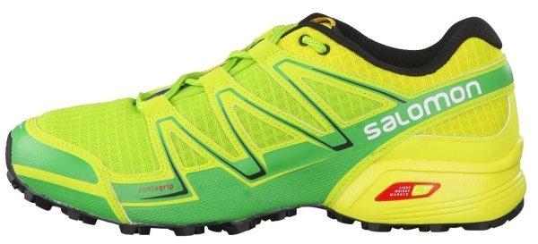 Salomon Speedcross Vario men yellow - gelb (granny green/gecko green/fern green)