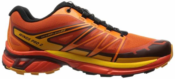 Salomon Wings Pro 2 men tomato red-clementine-x-yellow-gold