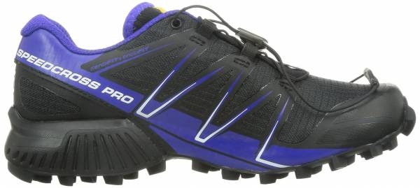 Salomon Speedcross Pro woman black/spectrum blue/white