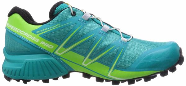 Salomon Speedcross Pro woman blue