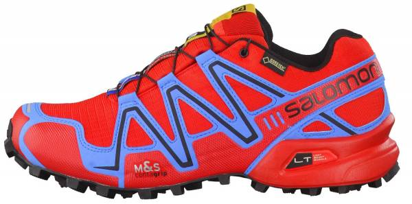Salomon Speedcross 3 GTX - Red (L381543)