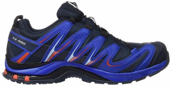salomon shoes blue