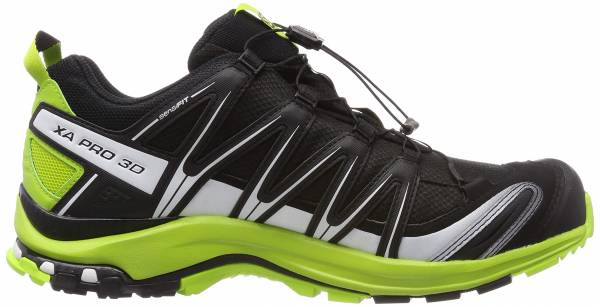salomon speedcross 4 gtx lime green xs women's