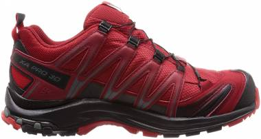 15 Best Red Salomon Running Shoes (September 2019) | RunRepeat