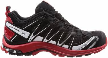 7017dfc985e Salomon XA Pro 3D GTX Black Barbados Cherr Men